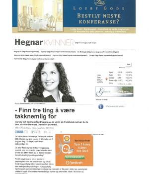 Hegnar Kvinner juni 2014-s.1